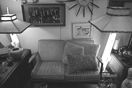 Pseudo livingroom